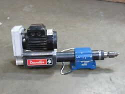 Desoutter Auto Feed Pnuematic Drill Afde-41 Afde41 1850 Rpm - Used