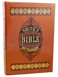 New Easton Press Smith's Bible Dictionary Limited Edition Leather Bound