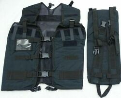 Ex-police Remploy Frontline Hydration Tactical Vest Mk2 Camelbak Bag Pouch {5a}