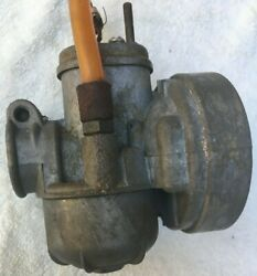 1966 Sears Allstate Puch Ds60 Compact Scooter Carb Carburetor Carberator