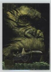 2005 Topps Kong The 8th Wonder Of World Promos P1 D8k