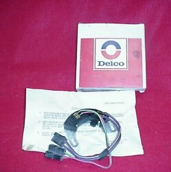 Nos Delco 74 75 76 77 78 79 80 81 Corvette Neutral Safety Back Up Switch 470108