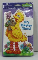 Easter 8 Ct Cards, 4 Ct Treat Boxes, Plus 2ct Bonus Items Easter Theme Lot