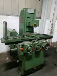 Brown And Sharpe 618 Micromaster Hyd Surface Grinder