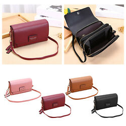 Fashion Women Handbag Shoulder Bag Envelope Clutch Casual Crossbody Satchel $17.34