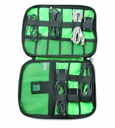 Storage Bags Gadgets Electronic Accessories Pouch Case Usb Chargers Power Banks