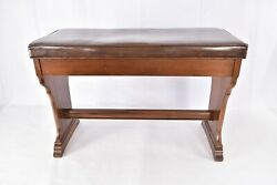 Hammond Organ Bench Vintage Fits 25 Note Bass Pedals B3 2 C3 A 100 105 And Conn