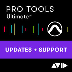 Avid Pro Tools Ultimate Software With 1 Year Support