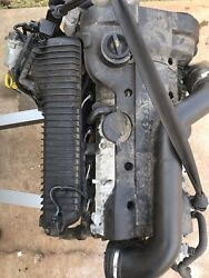 2013-15 Volvo S60 T6 Engine Turbo Vin 61 4th And 5th Digit B5254t12 117k Awd 2.5