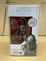 Star Wars The Black Series 6 Inch The Mandalorian First Edition Cas95 Sealed