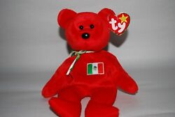 Ty Beanie Baby Osito Bear 1999- Brand New-mint Condition Mint Tags