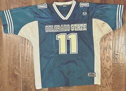 Colorado State University Rams Embroidered Football Jersey 11 - Large