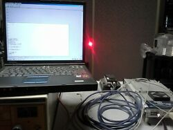 642nm 1 Watt Visible Light Laser Working Solid State High Power