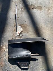 1989 Force 125 Hp Outboard Motor Lower Unit