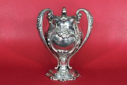 Old Vintage Bailey Banks And Biddle Co. Sterling Silver Loving Cup