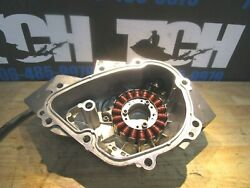 Yamaha 05-15 Vx 110 Complete Stator Assembly With Flywheel Cover