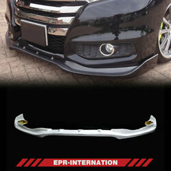 Frp Unpainted Ab Style Front Bumper Lip Under Spoiler Kit Fit For Rc1 Odyssey