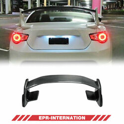 Fit For Brz Ft86 Frs Carbon And Frp Nur Style Rear Gt Spoiler Wing Kit