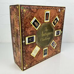And039the Antiques Challengeand039 Family Board Game Age 12+ No Antiques Knowledge Needed