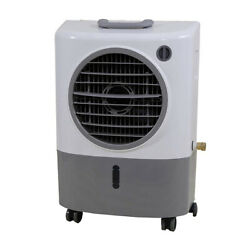 Hessair Outdoor Portable 500 Sq Ft Evaporative Cooler Humidifier - Outdoors Only