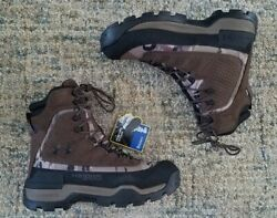 New Under Armour Ua Brow Tine 2.0 400g Storm Hunting Boots [ 3000292-901 ] 8.5