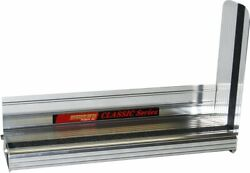 Owens Running Boards Classicpro Extrud 4in For 92-14 Ford E-series Van Bright