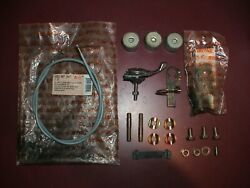New Oem Stihl Concrete Cutoff Saw Cutquik Mounting Attachment Kit Ts 350 Ave 360