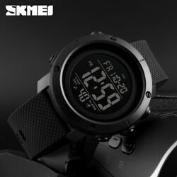 Skmei Fashion Digital Sports Watches Menand039s Outdoor Countdown Military Watch D85