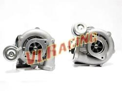 Compatible For Upgrade Twin Turbo 600hp For 90-96 Nissan 300zx Z32 Vg30dett T28