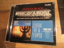 Stanley Black Music of a People Spirit of a People London Festival 2 CDs