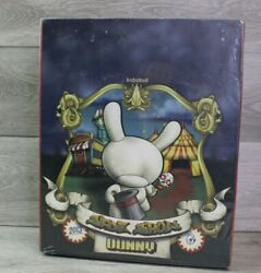 Kidrobot Dunny 2013 Side Show Series 3 Mini Figure Sealed Case Collectors Rare