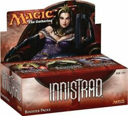 Magic The Gathering Innistrad Booster Box 36 Packs Factory Sealed Mtg