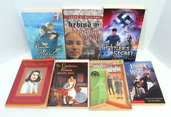 Lot 7 World War Ii Books Deviland039s Arithmetic Upstairs Room Escape From Warsaw Ww2