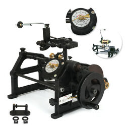 Handle Coil Winder Manual Automatic Coil Winding Machine Nz-2 Usa Black