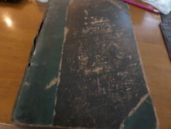 Martyre - Antique Book - French Book With Restoration - Adolphe D'ennery
