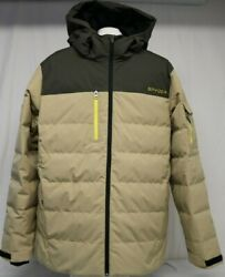 New Spyder Menandrsquos Outdoor Insulated Down Jacket