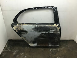 13-18 Bentley Flying Spur W12 Rear Right Passenger Door Panel Shell Cover  ]