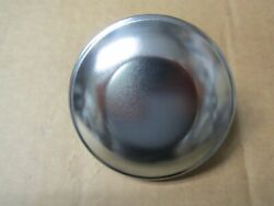 72 C10 K10 73 74 75 76 77 78 Chevy Pick Up Truck Gas Cap Stepside Dull Stainless