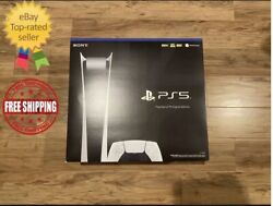 Sony Playstation 5 Ps5 Digitalandnbspedition Console Brand New In Hand Ships Fast