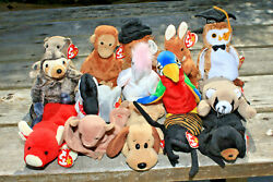 Ty Beanie Babys Lot Of 15 With Tags Lot 2