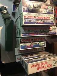 Hess And Other Top Brands Toy Truck Collection