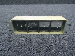 48289-15 Rockwell Commander 114 Instrument Cluster Panel Assy Lh Volts 14