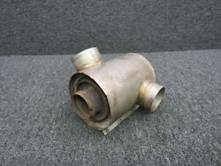 2254003-32 Cessna 182t Lycoming Io-540-ab1a5 Rh Muffler And Shroud