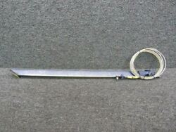 10314-1 / 30167-1 Air Tractor At-301 Wire Deflector Blade Assy W/ Cable
