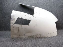 1213970-19 Use 1213401-9 Cessna T210 Lh Lower Cowling Skin