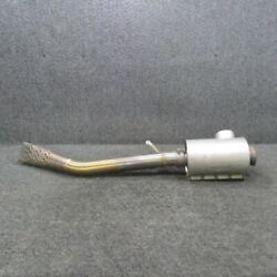 701-21 Nocrocraft Muffler And Exhaust Tube Assembly New Old Stock Sa