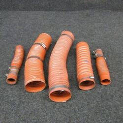 Piper Pa46-310p Continental Tsio-520-be Engine Ducting Tube Set Smoh 68.1