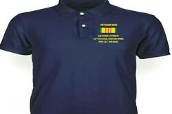 Vietnam 12th Tactical Fighter Wing Phu Catembroidered Polo Shirt/sweat/jacket.