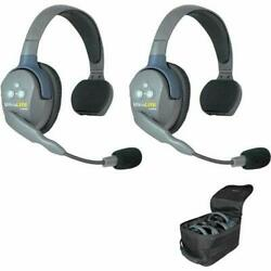 Eartec Ul2s Ultralite 2-person System Includes Single-ear Master Headset And ...