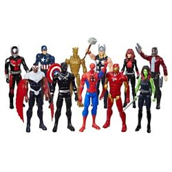 Marvel Titan Hero Series Mega Collection 11-pack 12-inch Action Figures
